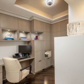 Central Park South Home Office & Custom Millwork