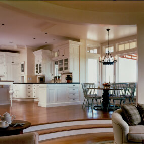 Bridgehampton Home Kitchen