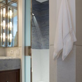 San Remo Luxury Apartment Bathroom