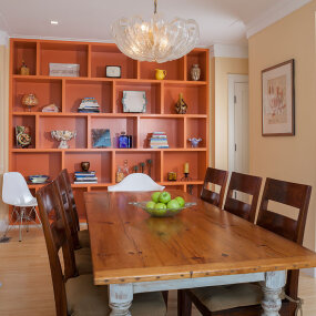 North Fork Residence Dining Room