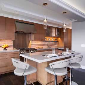 Fifth Avenue Residence Kitchen