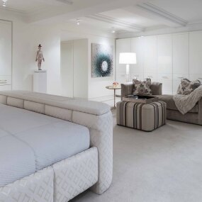 Exclusive Park Avenue Residence Master Bedroom