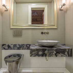 Upper East Side Residence Bathroom