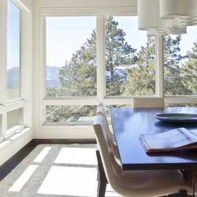 Colorado Home Dining Room
