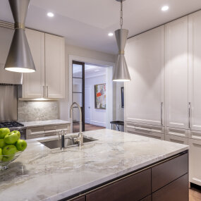 Upper East Side Apartment Kitchen
