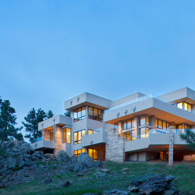 Colorado Mountain Home Exterior