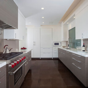 Park Avenue Apartment Kitchen