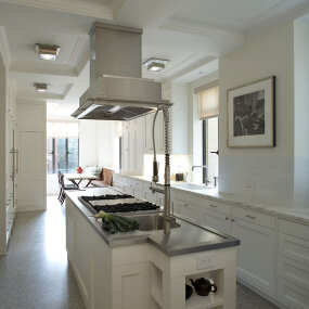San Remo Luxury Apartment Kitchen
