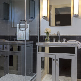 Carnegie Hill Apartment Bathroom
