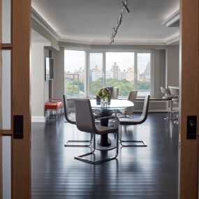 Fifth Avenue Residence Dining Room