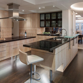 Exclusive Park Ave. Residence Kitchen