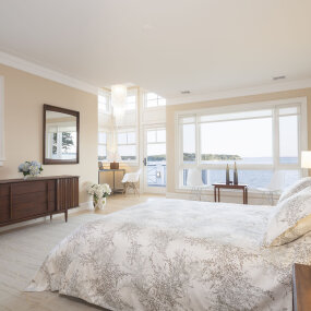 North Fork Residence Bedroom