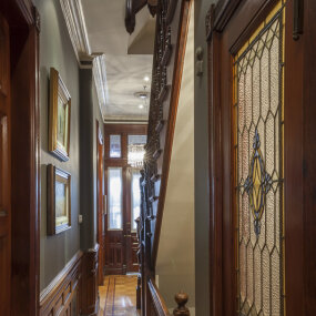 Upper West Side Landmark Townhouse Hall