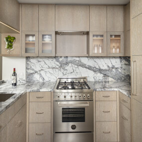 Central Park South Kitchen & Custom Millwork